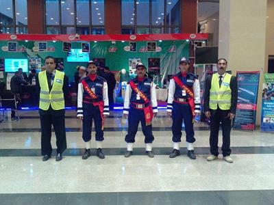 men-guarding
